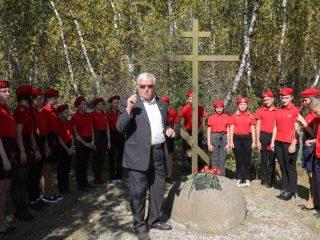 Бойцам юнармии важно пообщаться с ветеранами Великой Отечественной войны и блокады Ленинграда