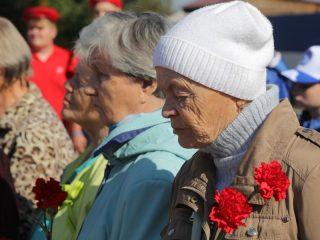 8 сентября 2021 года страна отметит День памяти жертв блокады Ленинграда. 7 сентября в Березовском районе собрались блокадники, чтобы почтить память земляков