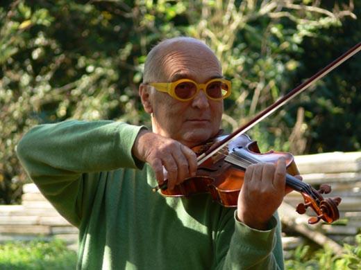 Французский скрипач Брюно Монсенжон расскажет красноярцам о встречах с великими музыкантами
