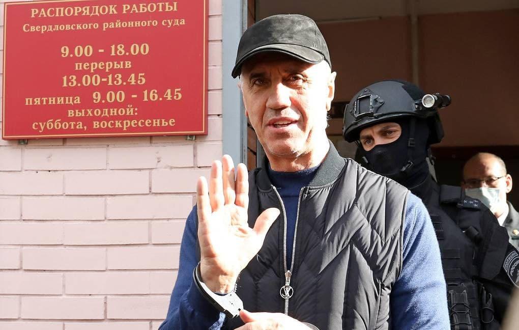 Анатолий Быков признан виновным в организации двойного убийства. Фото