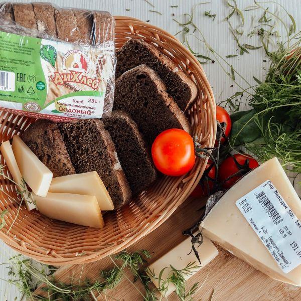 Дивногорский хлеб стал участником всероссийского конкурса