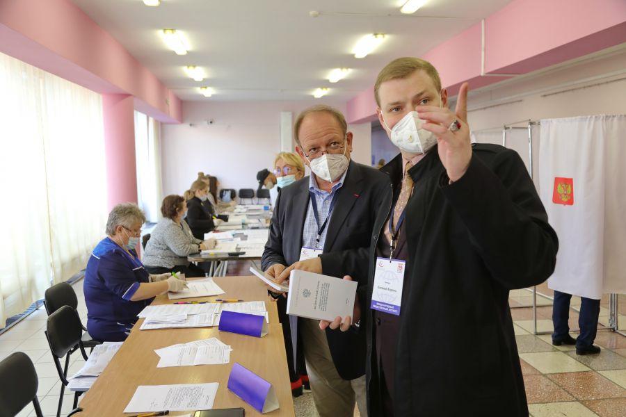 В Красноярском крае обработано более 99 % выборных протоколов