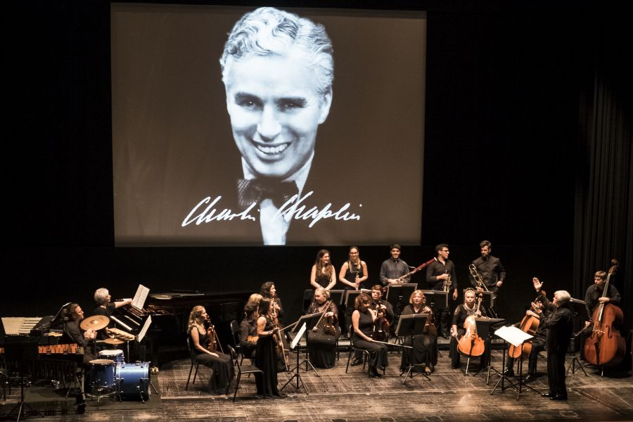 На красноярском фестивале прозвучит музыка Чарли Чаплина