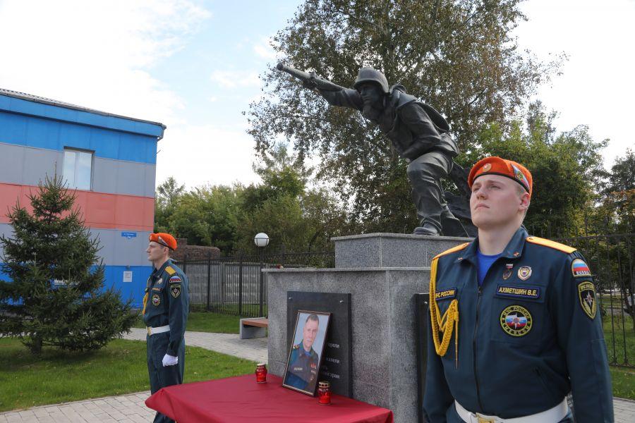 Именем Евгения Зиничева могут назвать межрегиональный Лесопожарный центр в Красноярске
