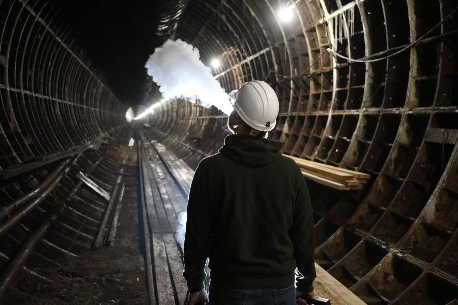 Александр Усс рассказал о ближайшем будущем красноярского метро