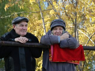 Наши бабушки и дедушки, они – такие разные