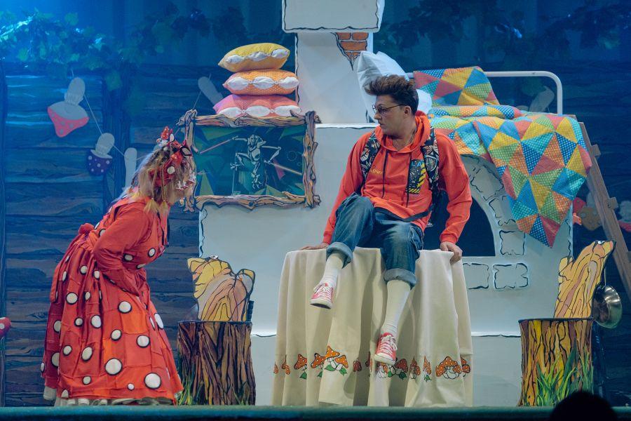 На фестиваль «Театральная весна» коллективы Красноярского края заявили 47 спектаклей