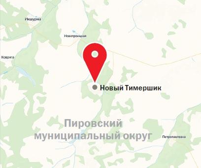 В отдаленной деревне Красноярского края восстановят связь