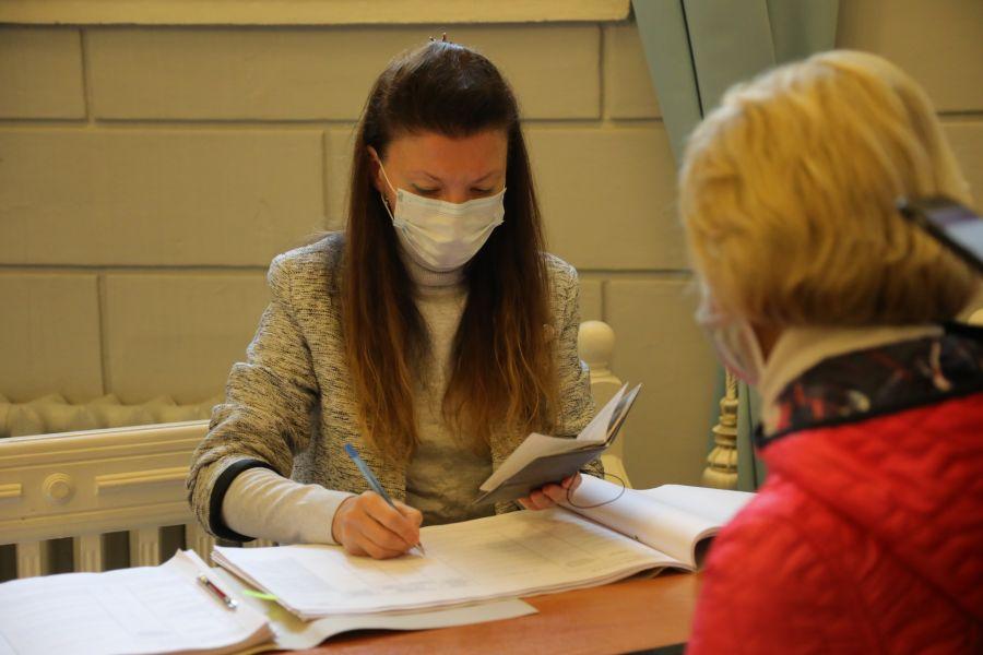 Стали известны первые результаты выборов в Красноярском крае
