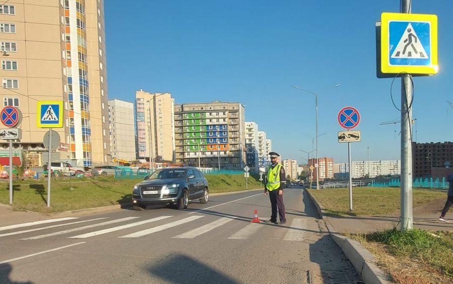 Фотография предоставлена отделением пропаганды управления ГИБДД Красноярска