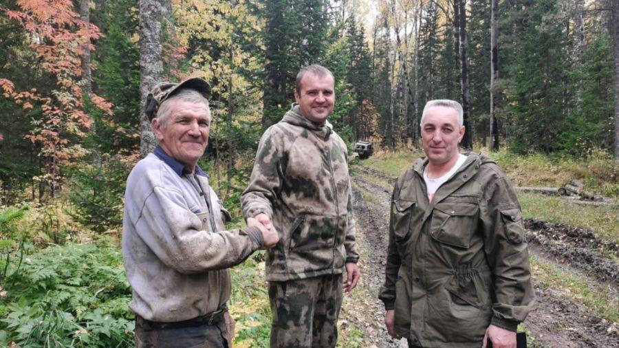 Полицейские нашли пропавших под Зеленогорском грибников