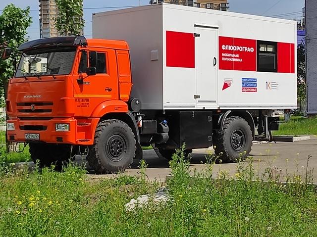 В Идринский и Шушенский районы отправится «Мобильная поликлиника»