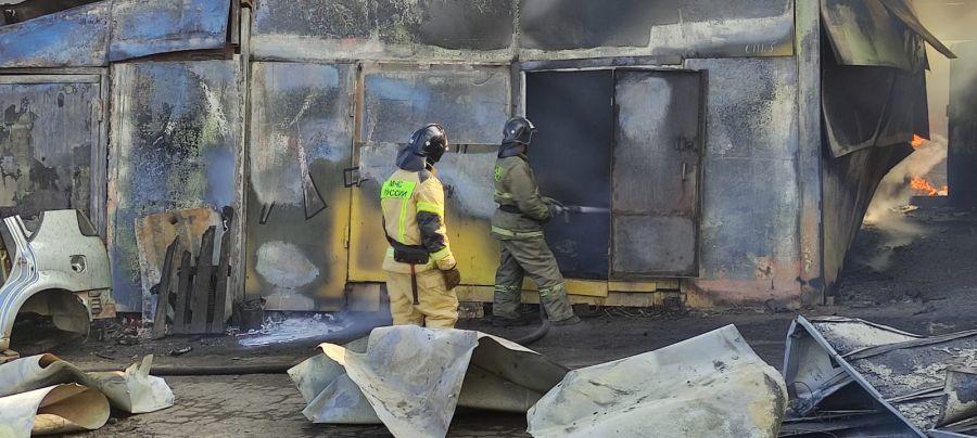 Фото: пресс-служба главка МЧС по Красноярскому краю