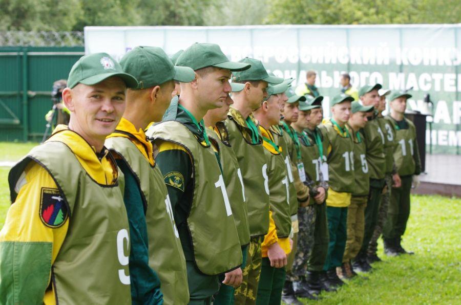 VII Всероссийский конкурс профмастерства «Лучший лесной пожарный – 2021» проходил под Москвой