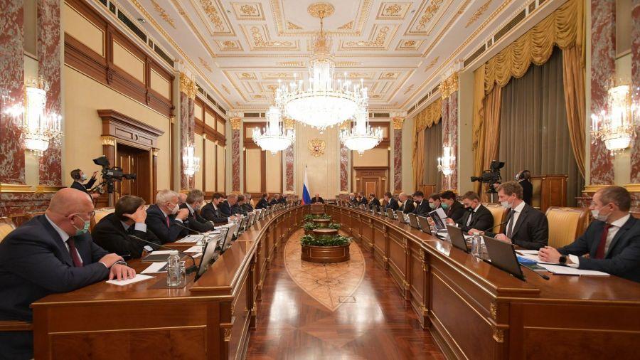 В приоритете – человек: Правительство одобрило проект федерального бюджета-2022
