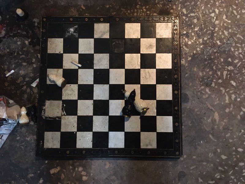 В Черемушках Красноярска зарезали двоих шахматистов