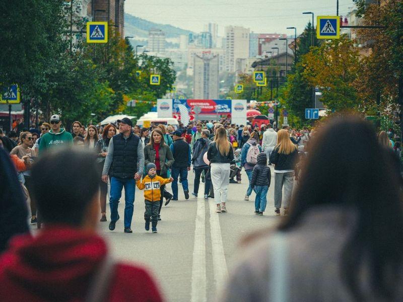 «В центре Мира» сегодня красноярцев ждут азиатские и латиноамериканские локации