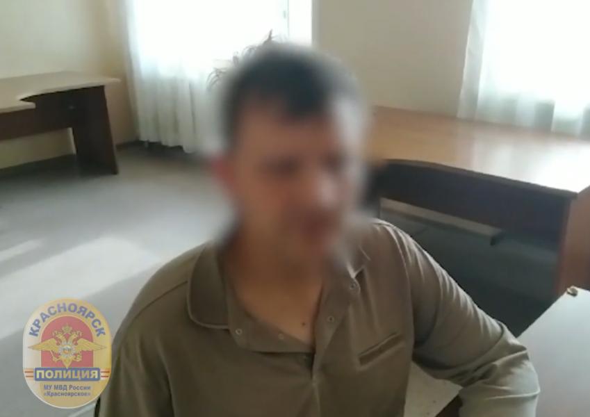 Полиция в Красноярске поймала вандала, осквернившего мемориал Победы
